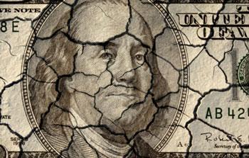 Cracks in Dollar