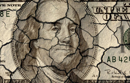 Cracks in Dollar