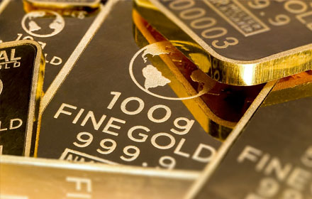 Gold is Building a Base for Something Big