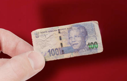 The Rand is Getting Hammered